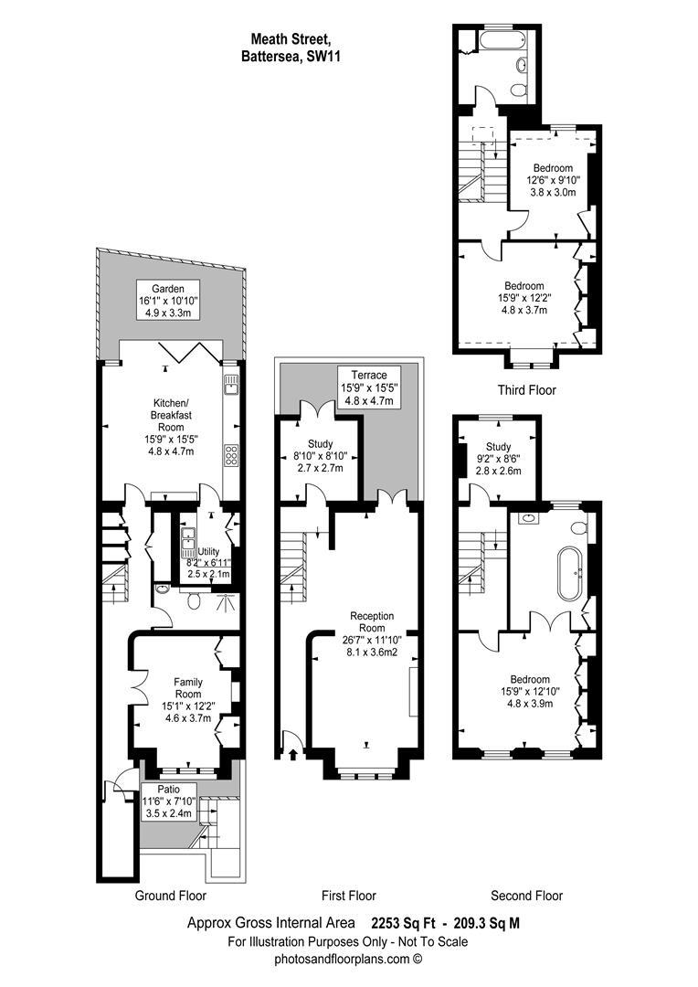 Battersea estate agents property for sale eden harper for Floor plans for estate agents
