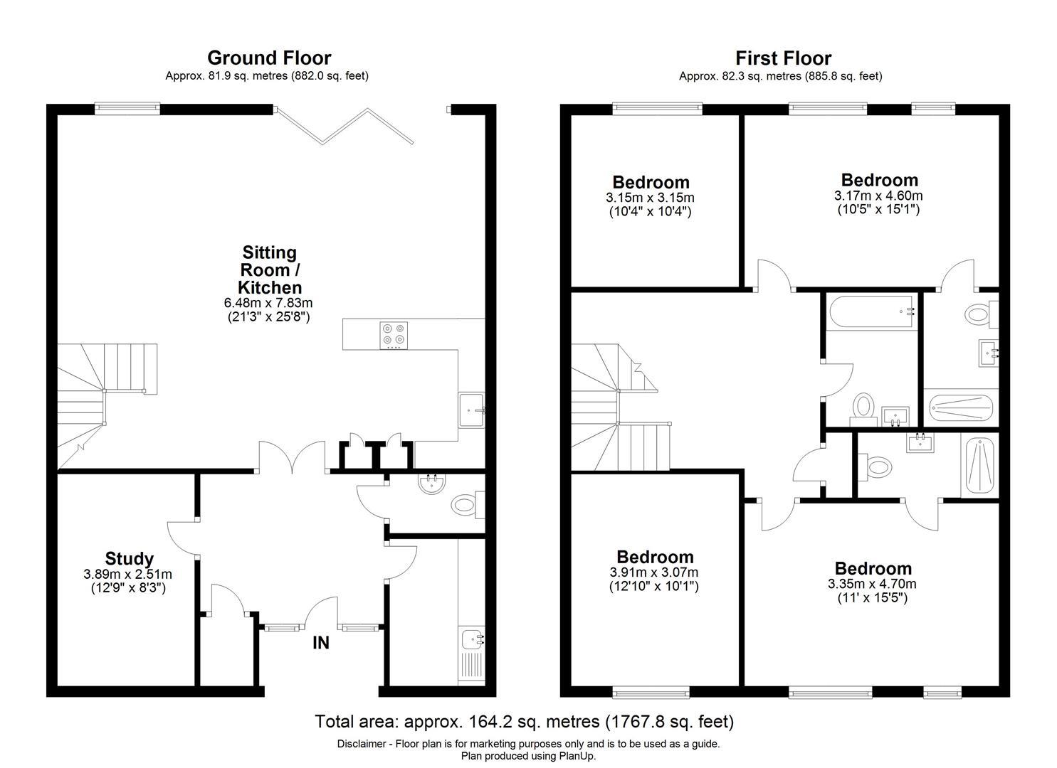 Floor plan - 3 MENTMORE BARNS.jpg