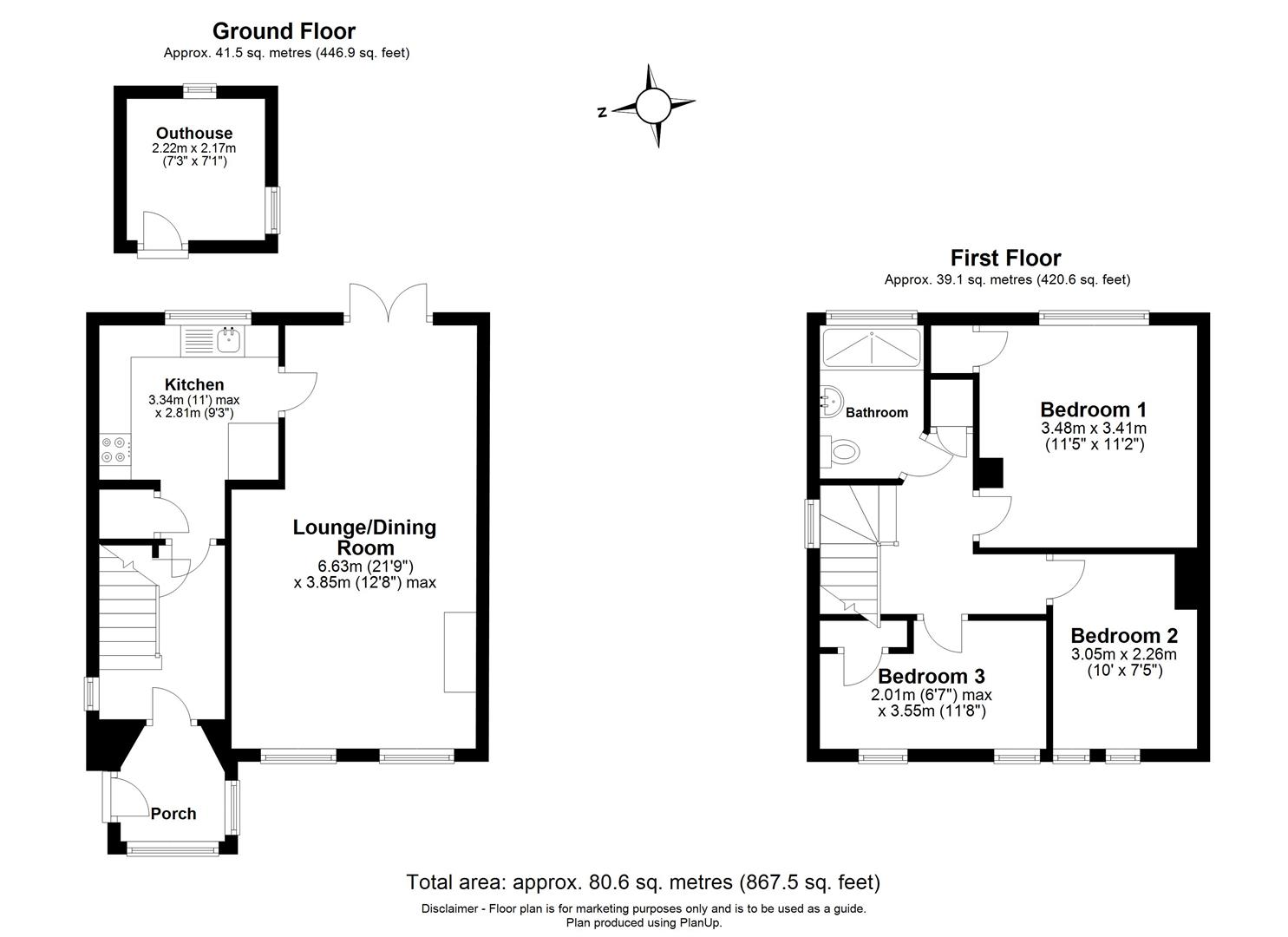 3_-Chequers-Close_-LEIGHTON-BUZZARD - floor plan.j