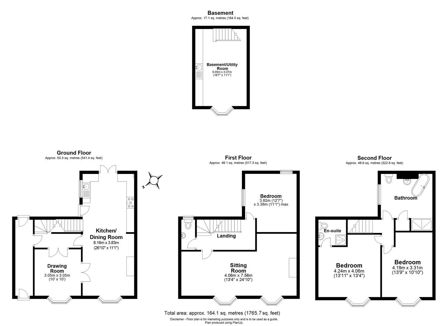 Castle House - floor plan new 8th oct.jpg