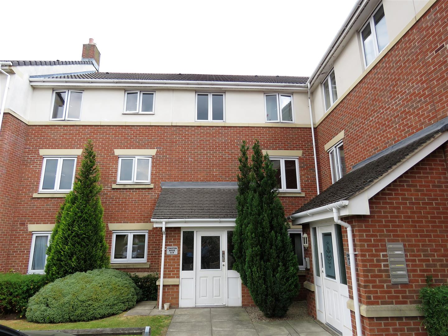 Apartment 18 Coniston House Spinner Croft Chesterfield