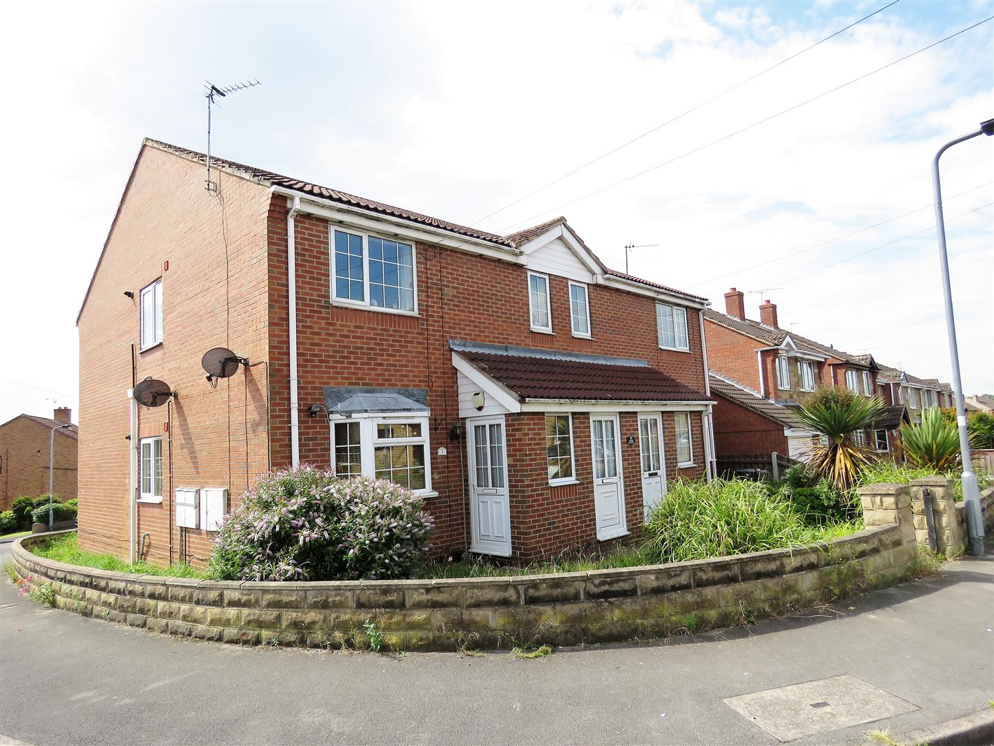 Flat 3 Dove Side Apartments 22 Dove Side Drive Off Snape Hill Darfield BARNSLEY