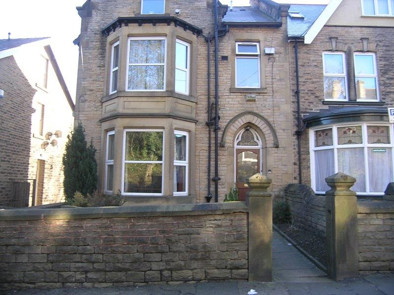 Flat 1 553 Crookesmoor Road Crookes Sheffield