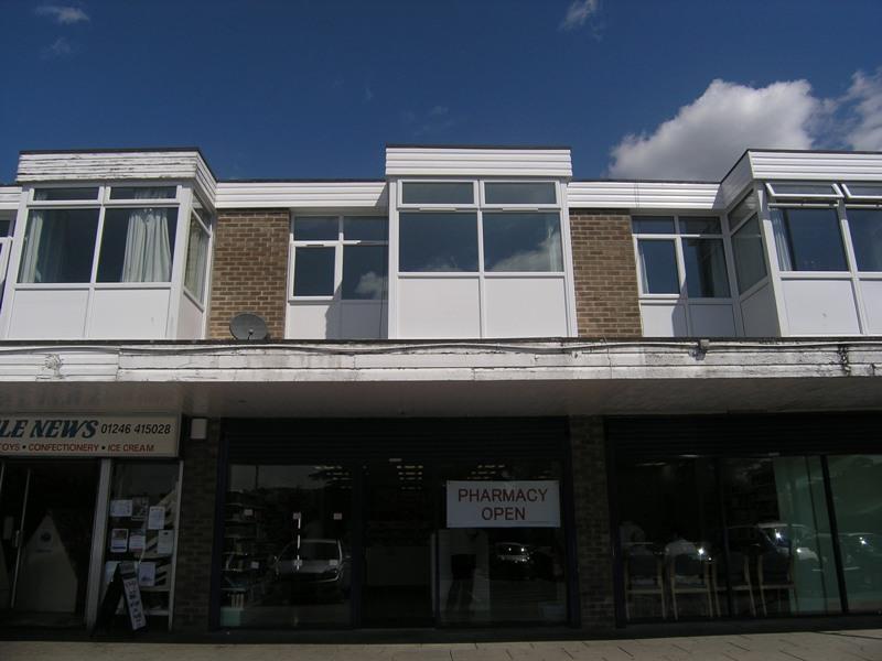 Flat 4 Greendale ShoppingGreendale Shopping CentreDronfieldDerbyshire