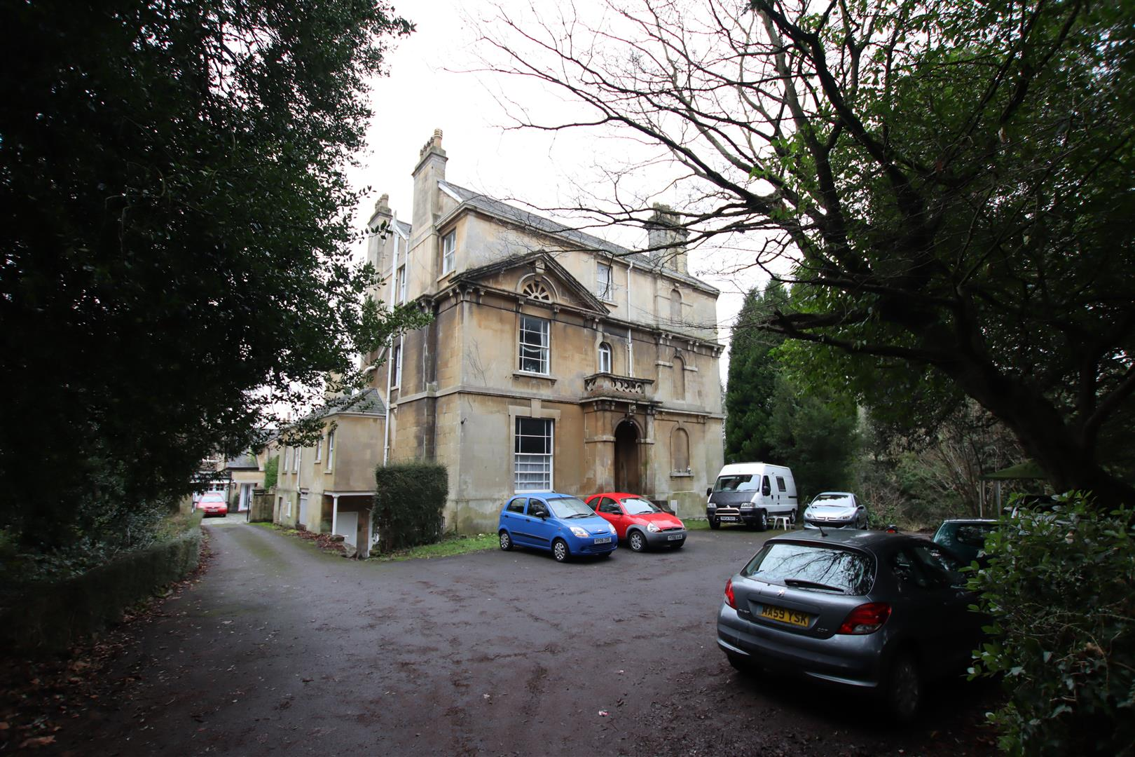 Weston Park East, Bath