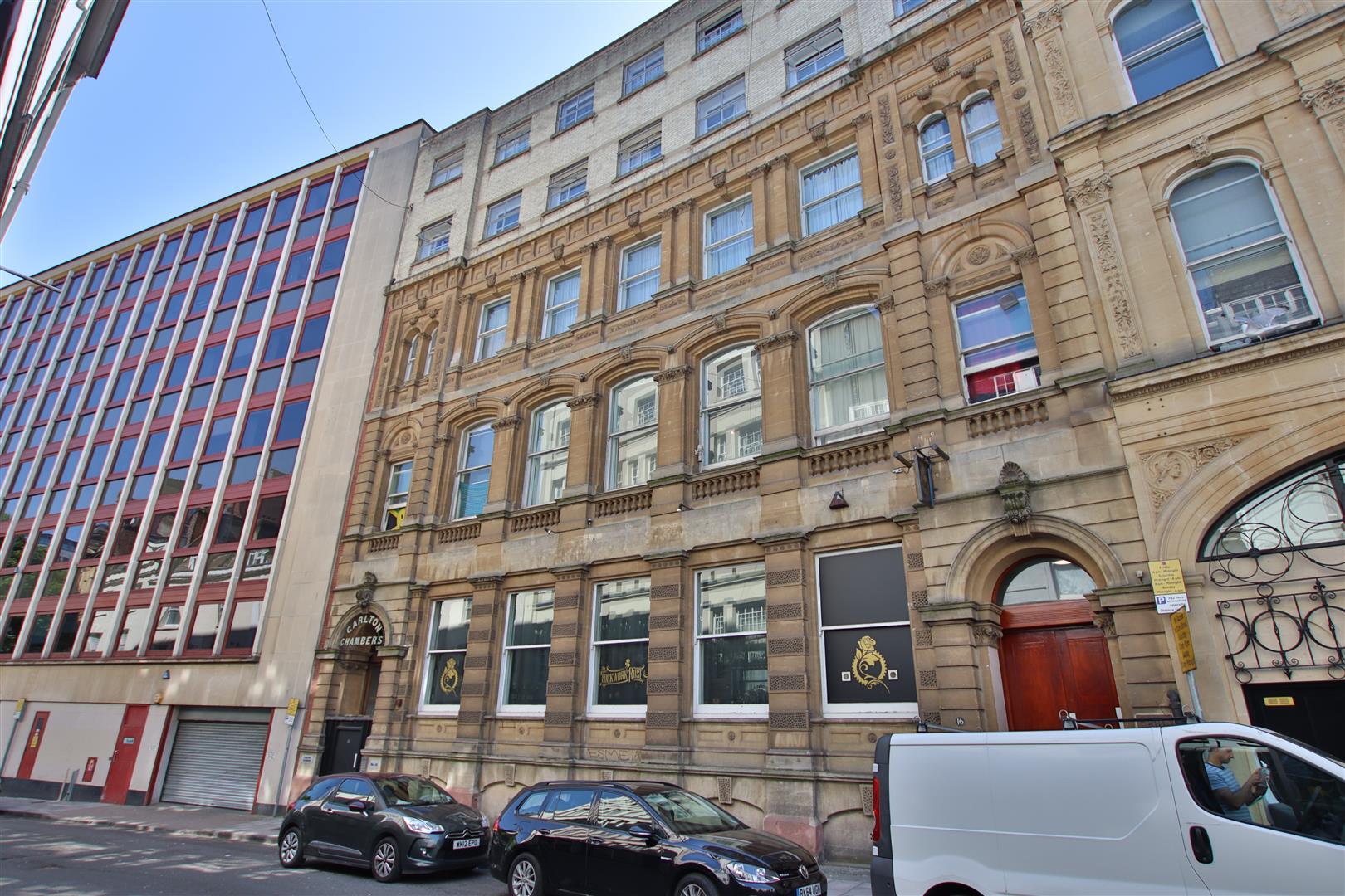 St. Stephens Street, Bristol, BS1