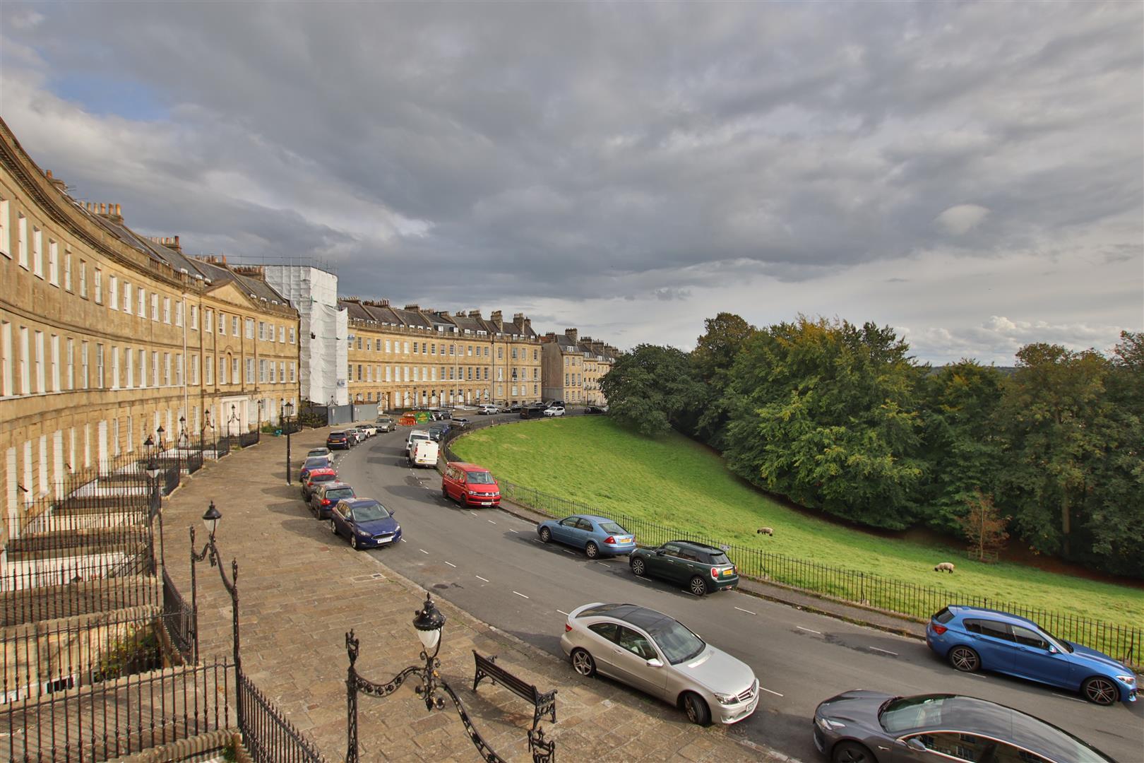 Lansdown Crescent, Bath, BA1