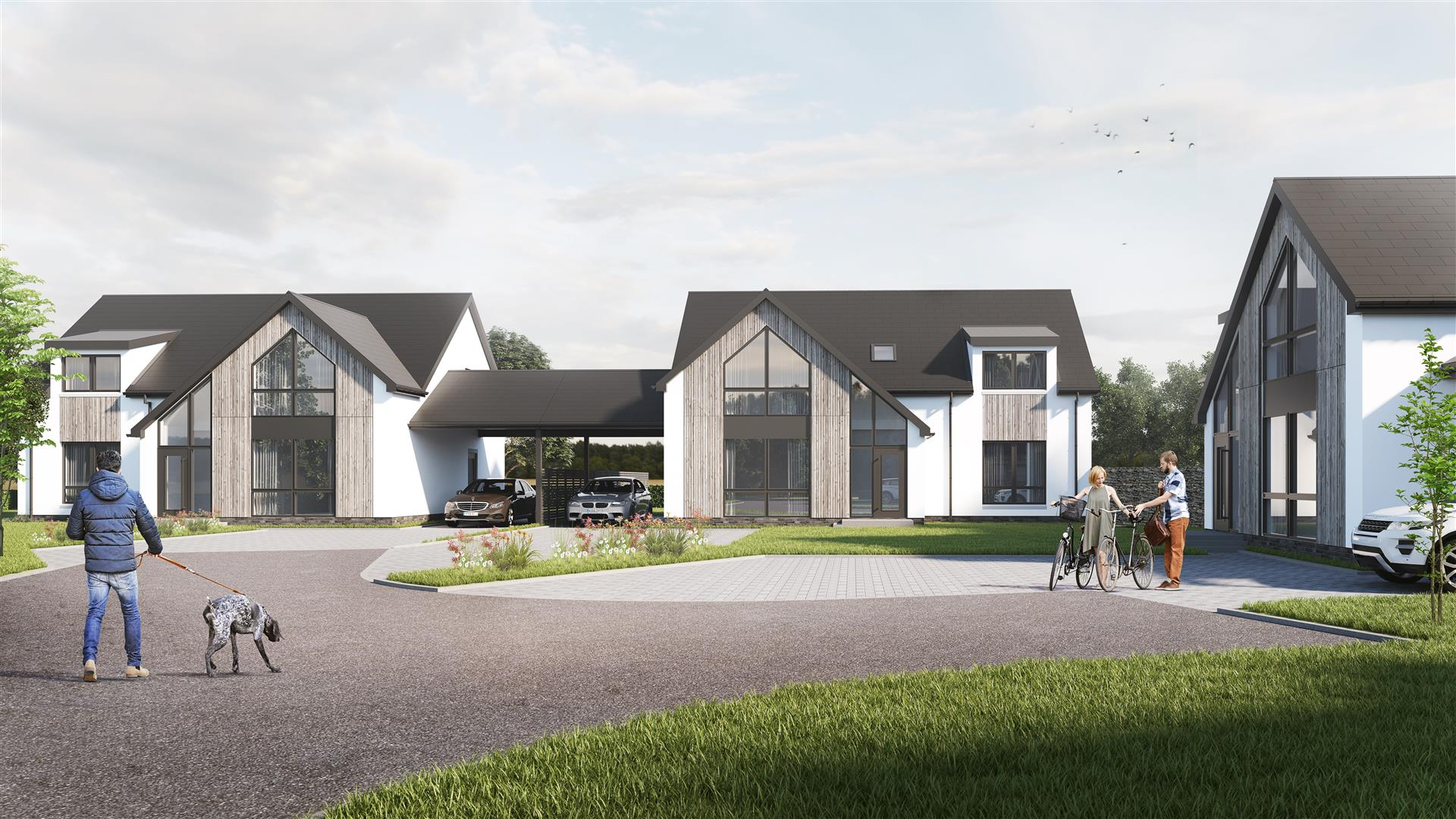 Plot 4, Corra Farm, Sandilands, Lanark