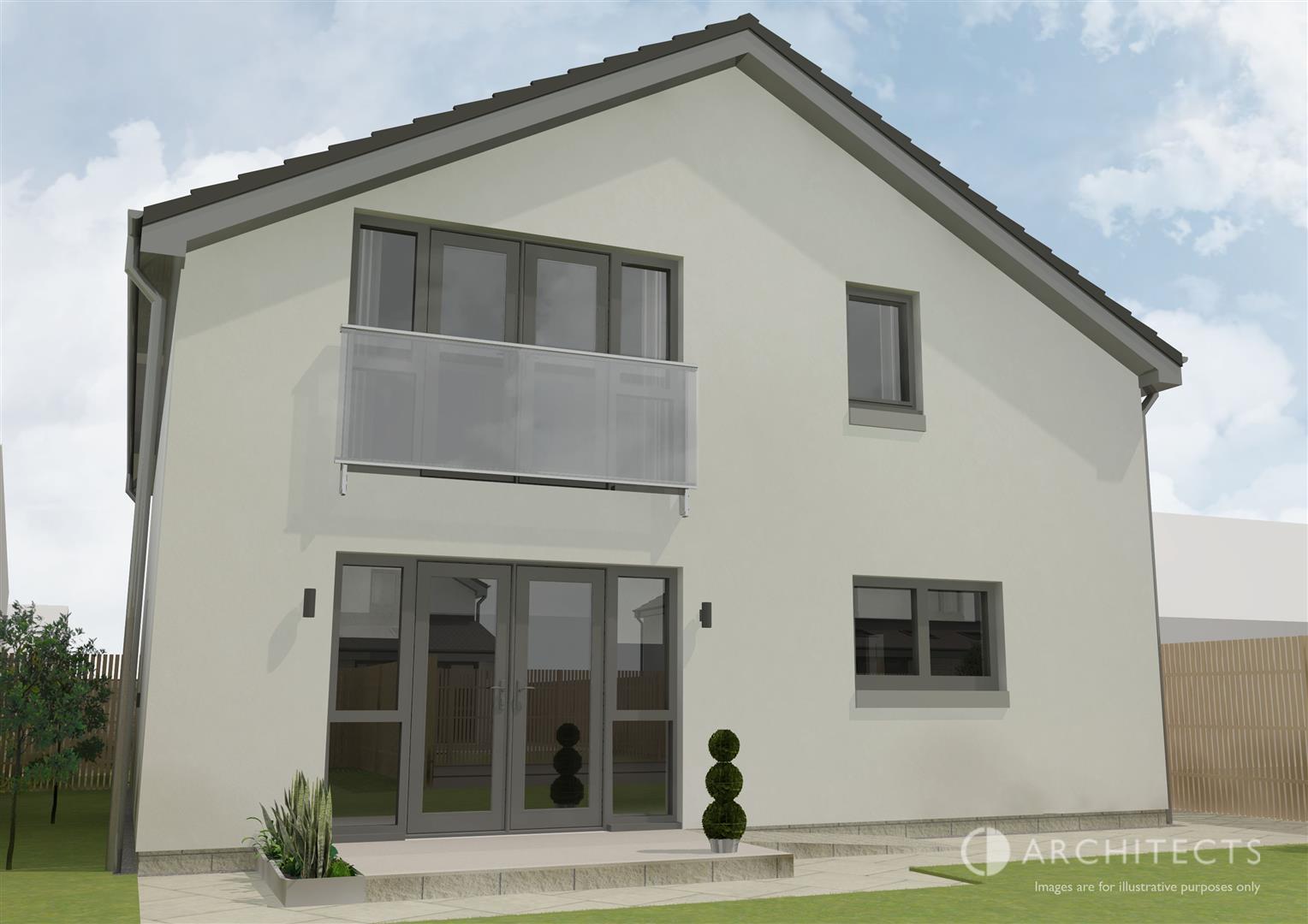 House Type A Rear