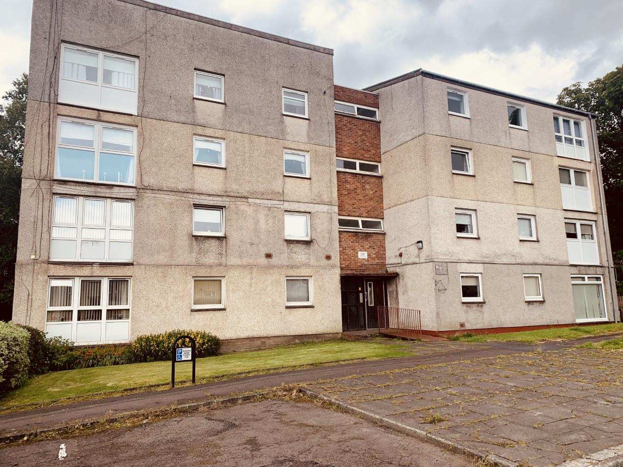 Cornish Court, Coatbridge