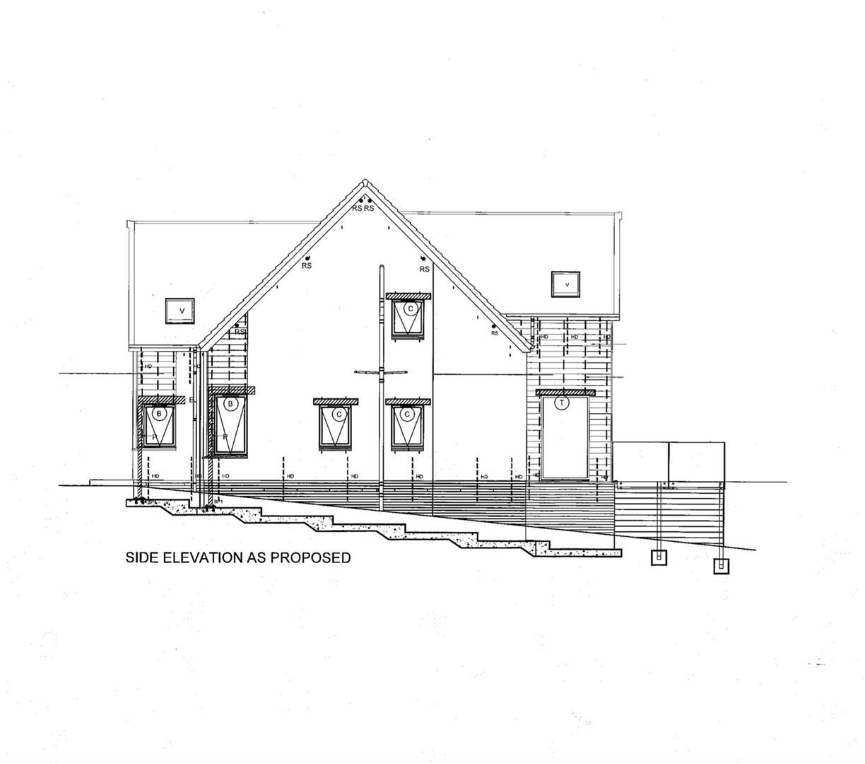 Side Elevation 1