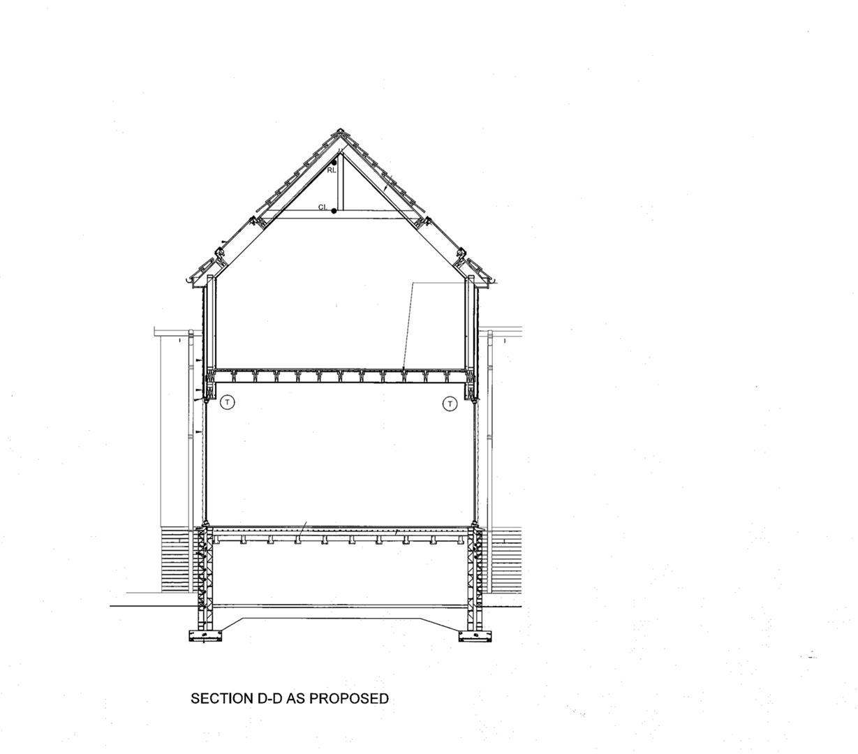 Section D-D