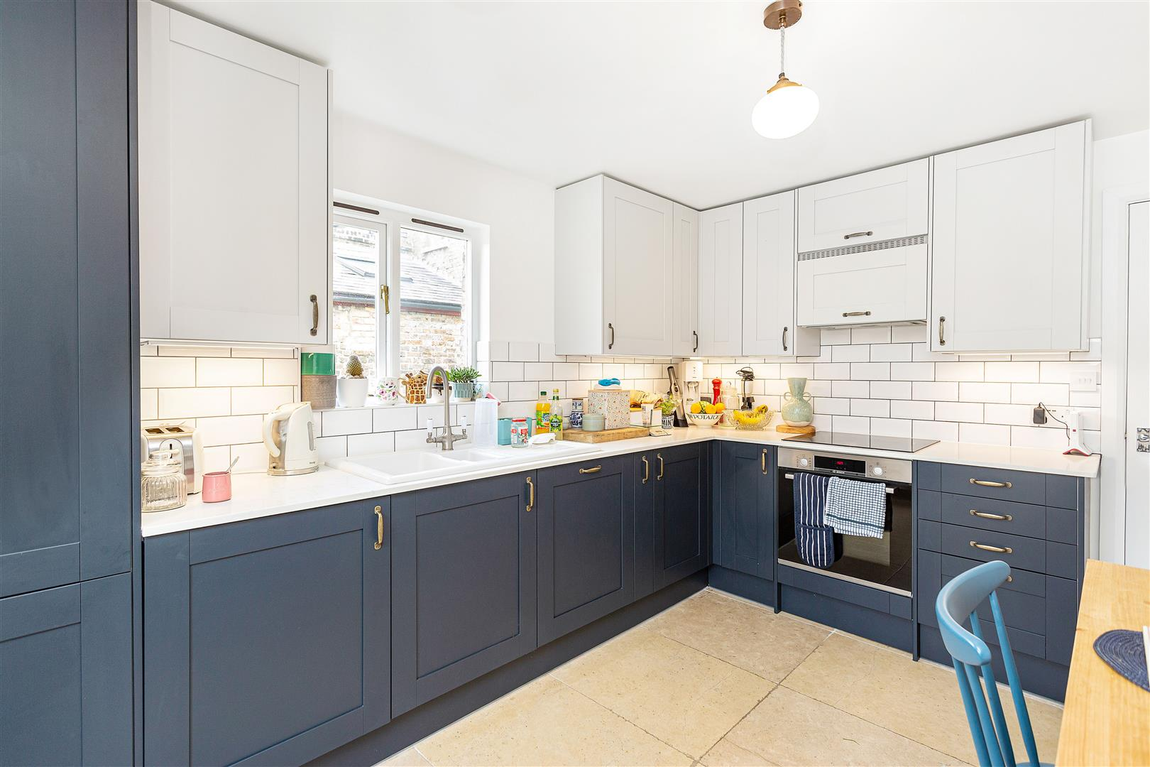 Photo of a kitchen and in this case one of this properties best features, and you can see it's pretty special.
