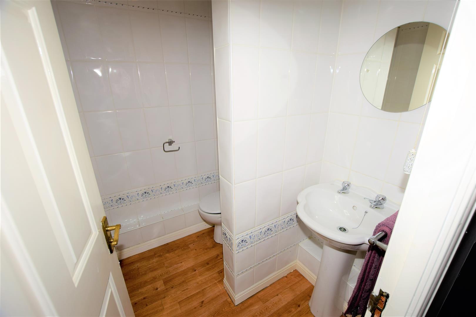 Bedroom 2 En suite shower room
