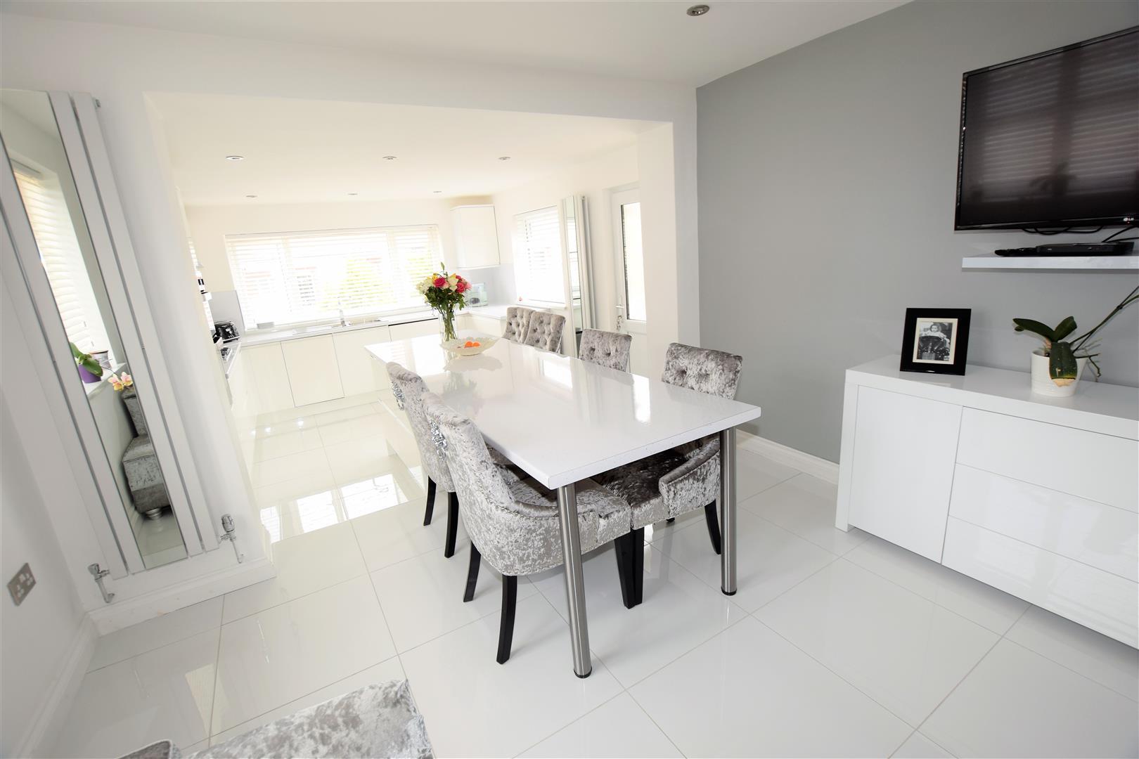 Kitchen/Diner/Sitting Room
