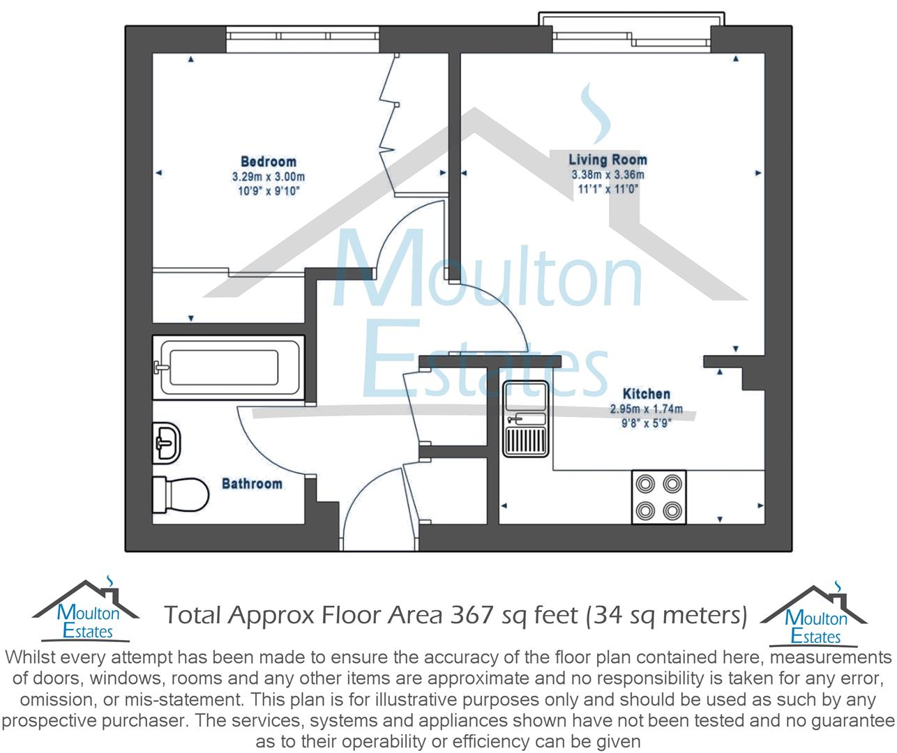 Floorplan - Chatsworth Court