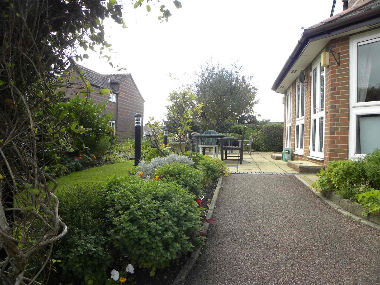 Attractive Communal Gardens