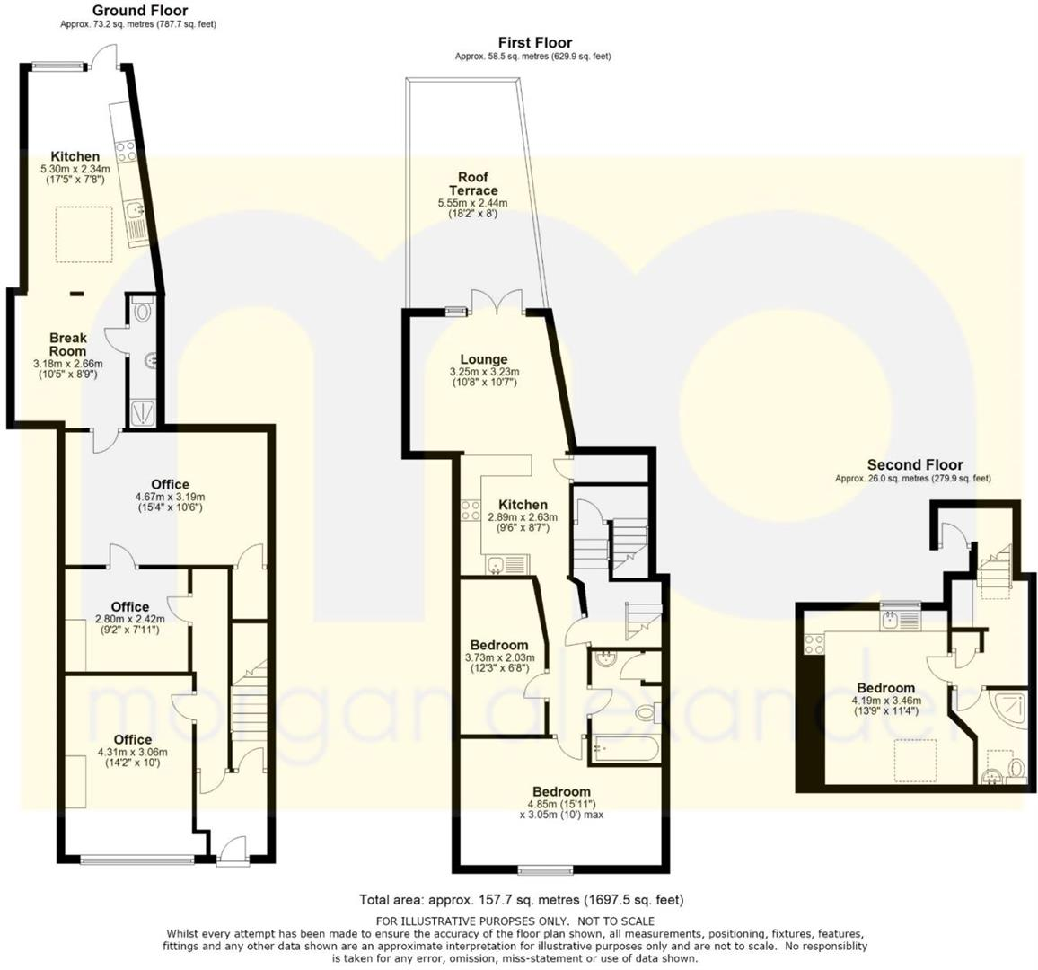 Cowbridge Apartments Floorplan