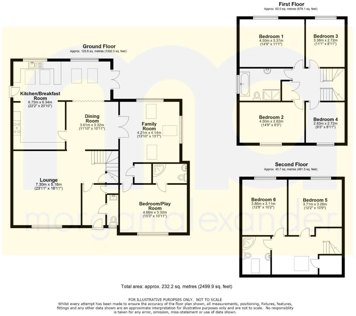 Harlings Floorplan