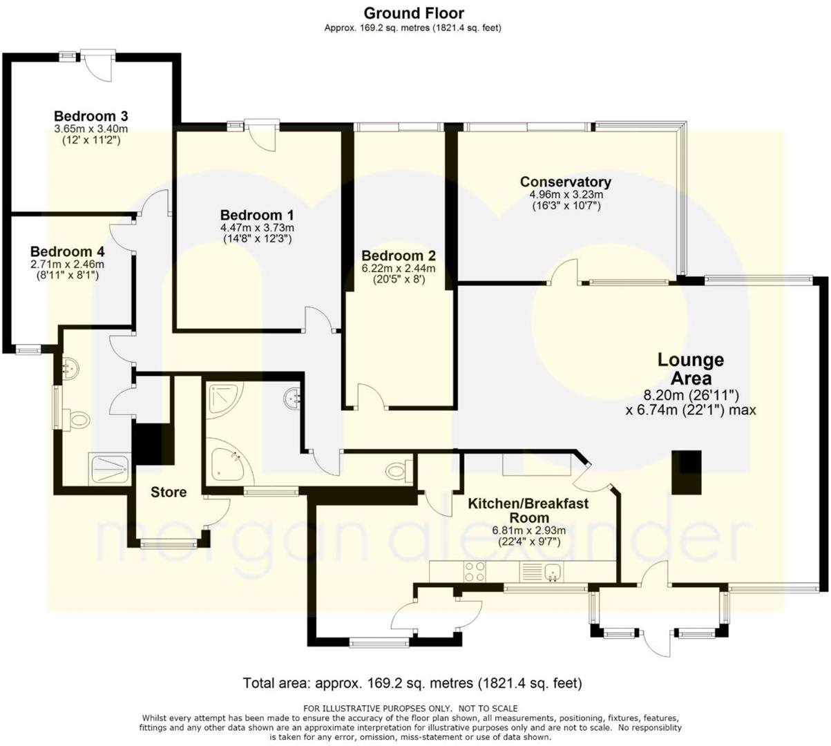 Bramfield Lane Floorplan