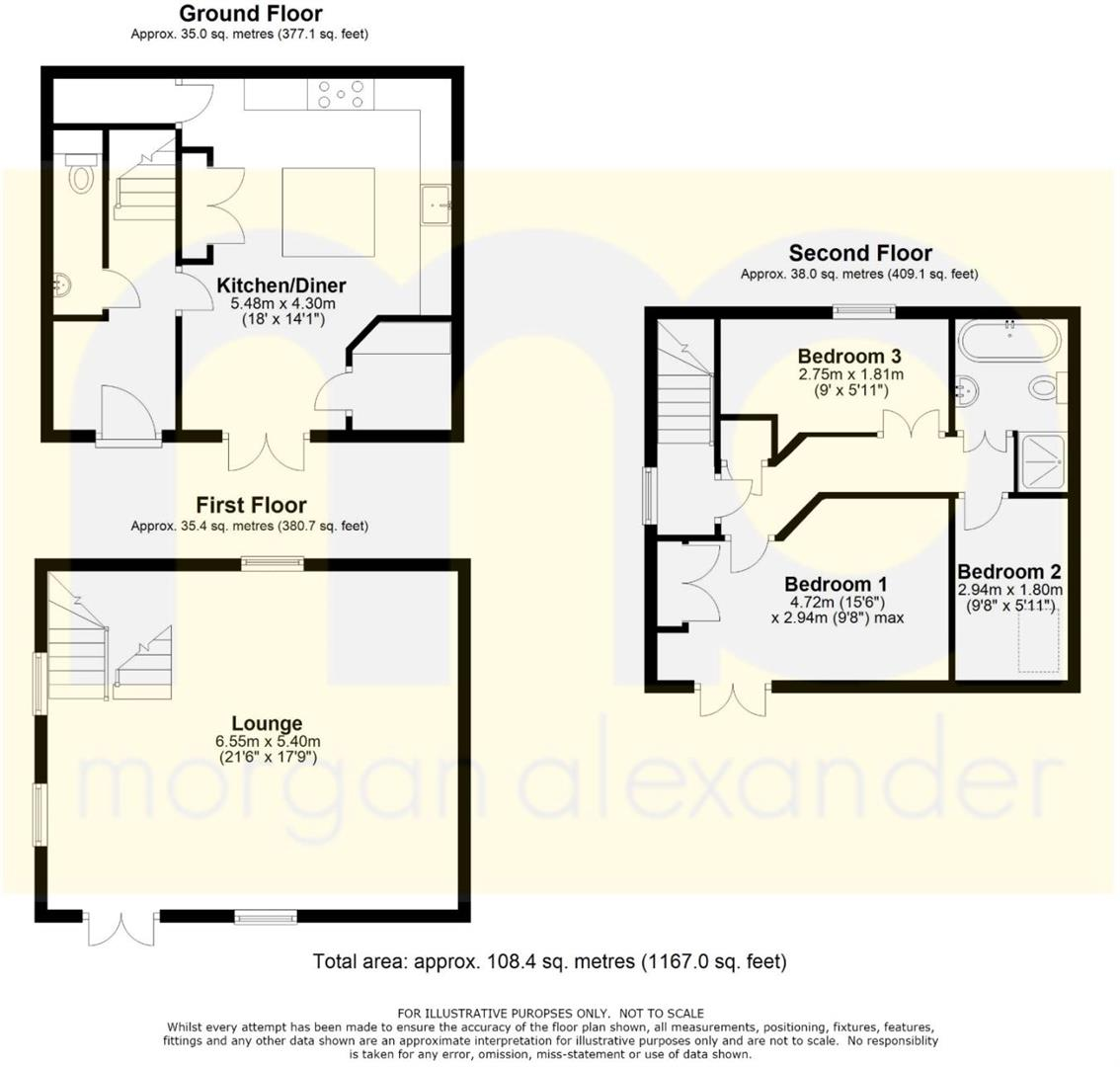 The Stables Floorplan