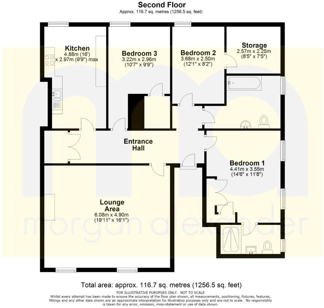The Coach House Floorplan