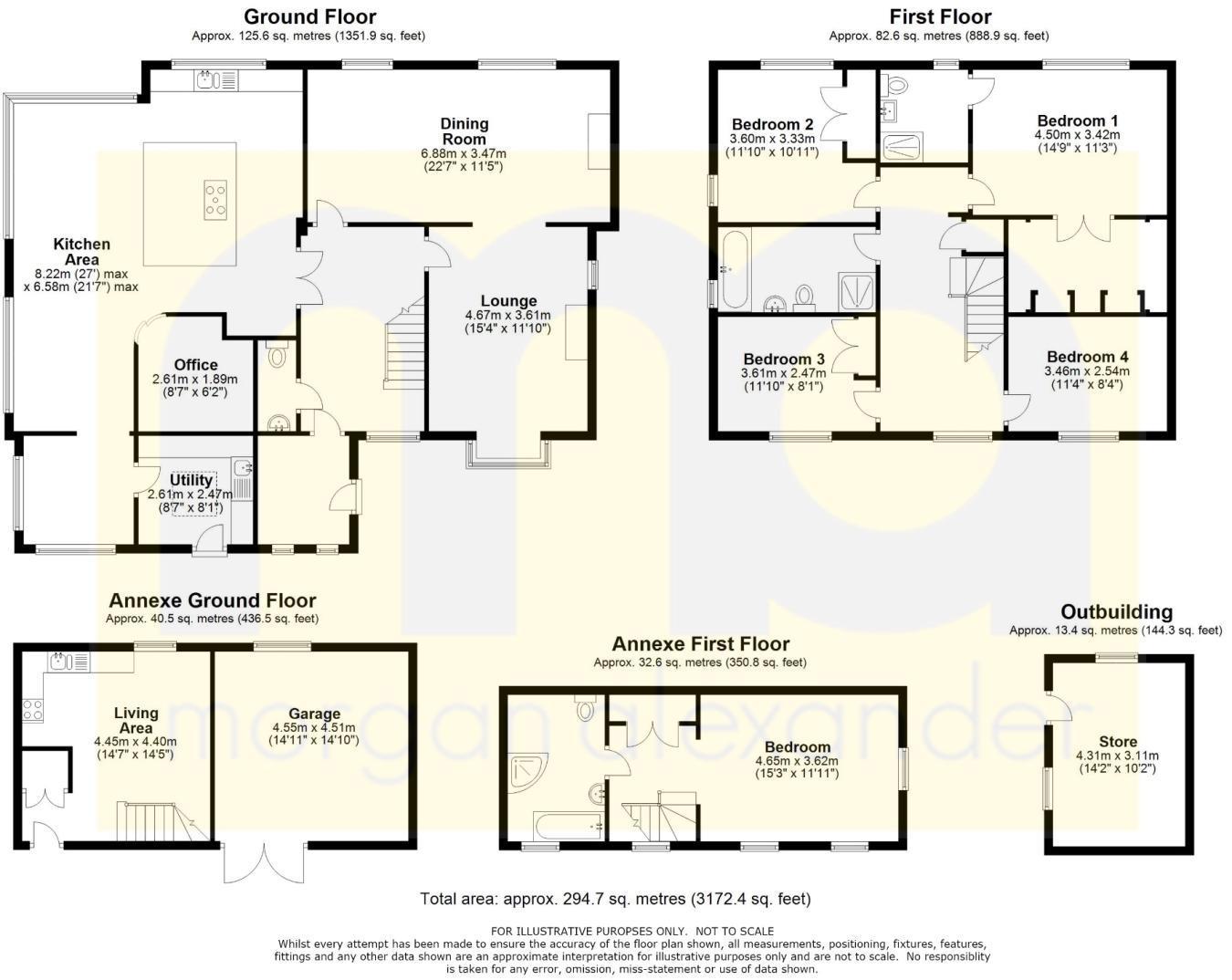 Marvells Floorplan