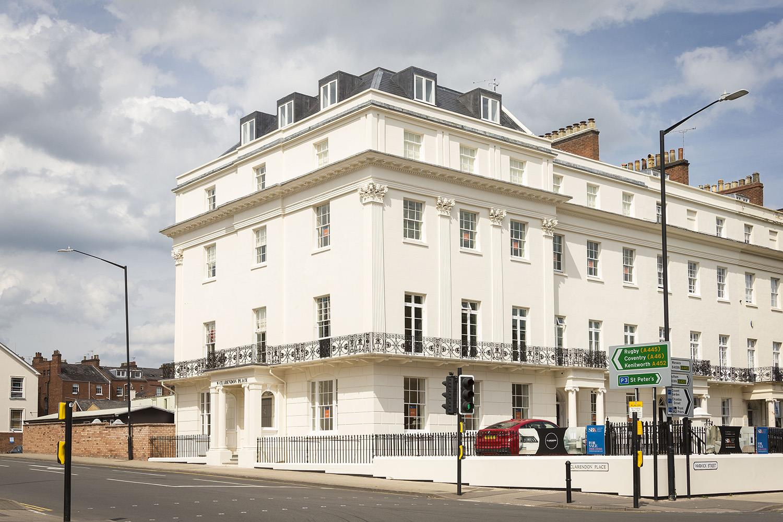 New homes for Modern homes leamington