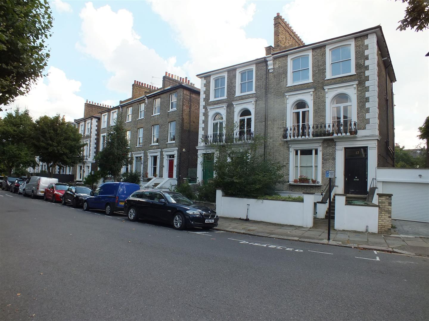 Dartmouth Park Road, London, NW5